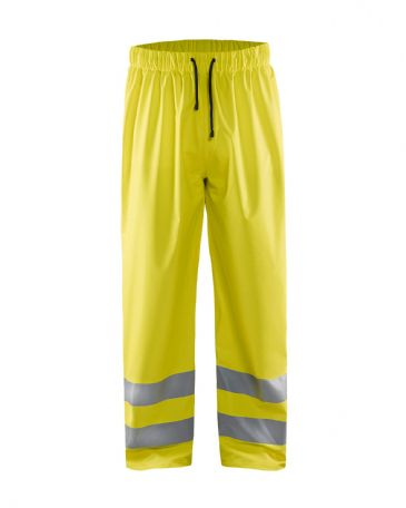 Blaklader 1384 High Vis Rain Trousers (yellow)